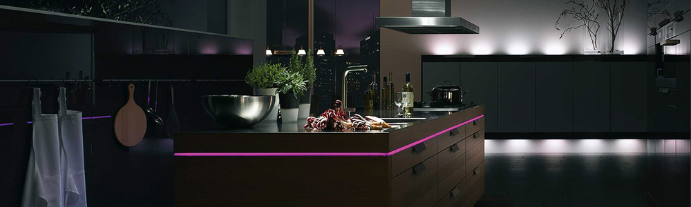Mood Lighting | Kitchens By Design